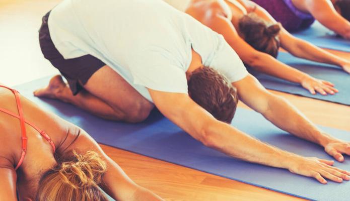 Blessuregevoelig yoga