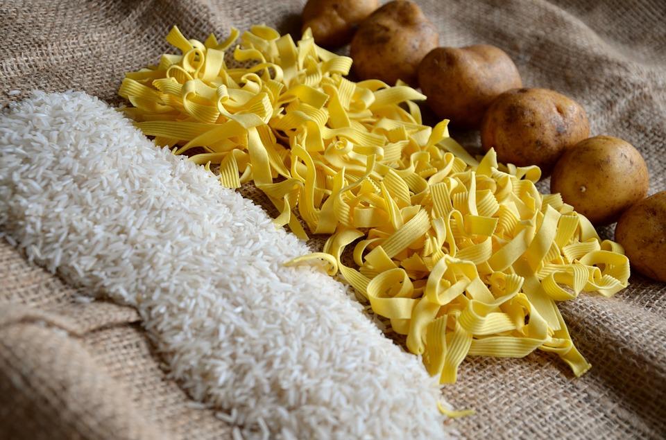 Aardappels en pasta dikmakers