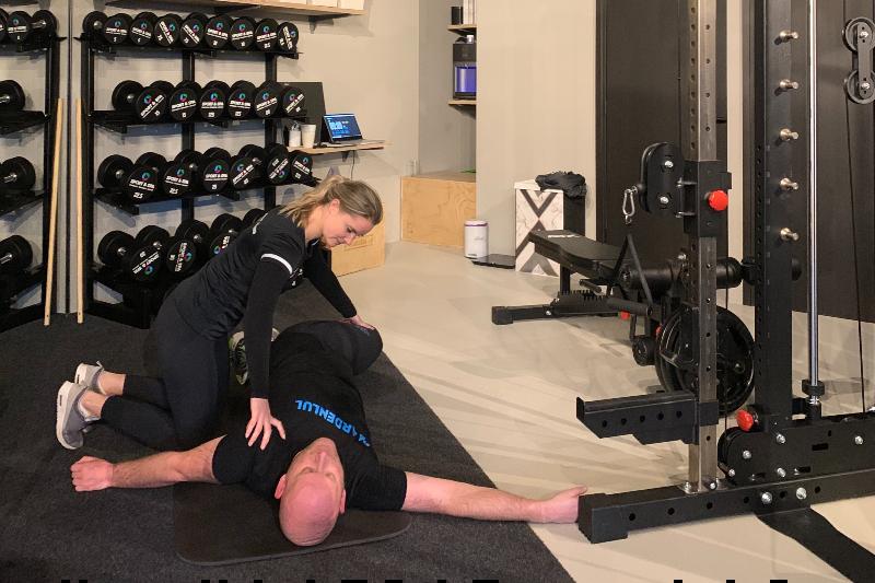 Personal training sport en spa